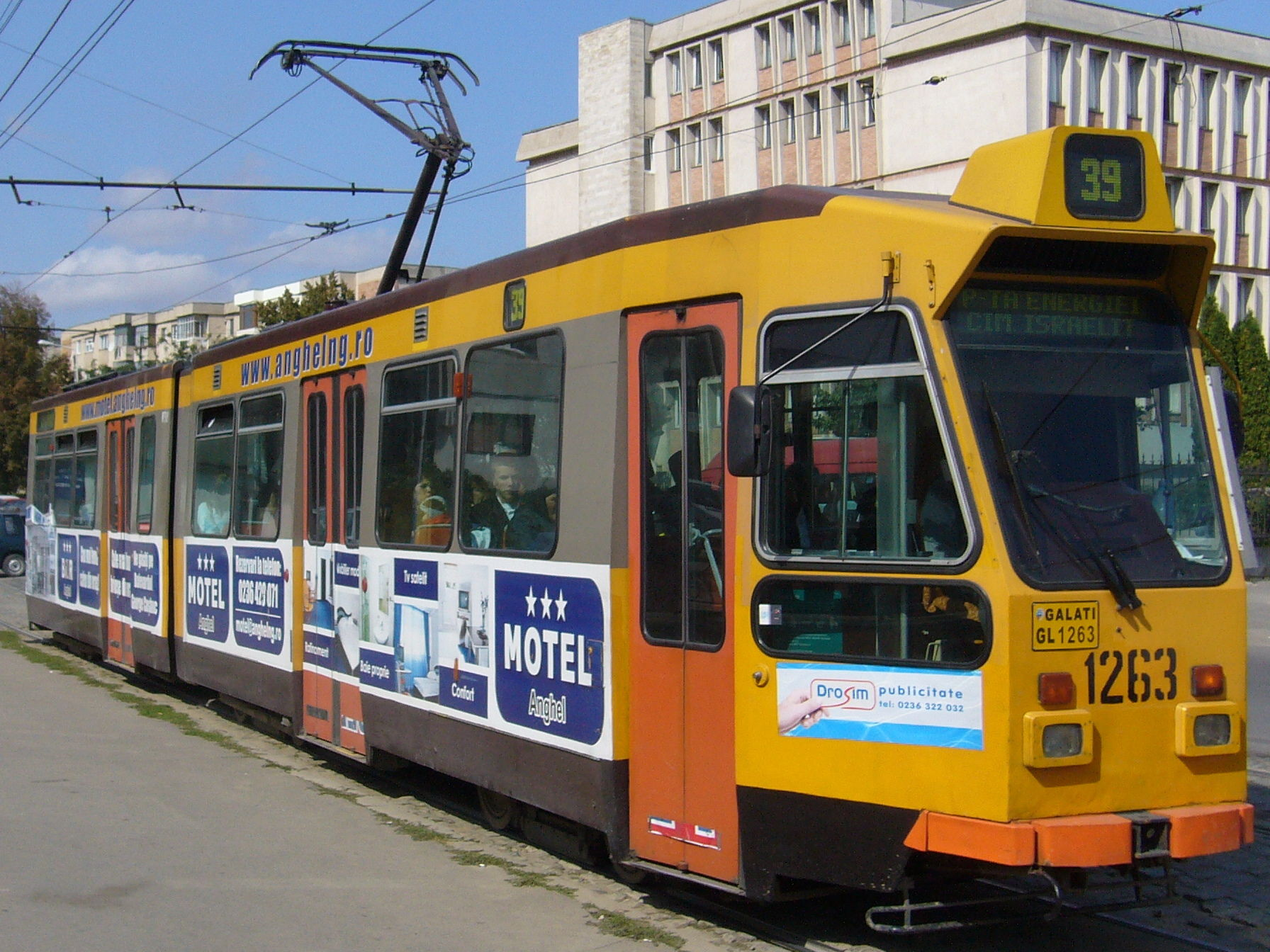 1263 comes from: Rotterdam