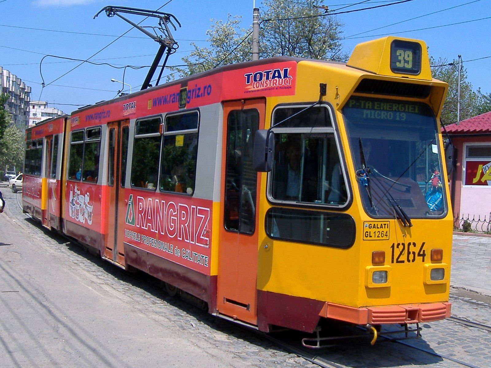1264 comes from: Rotterdam